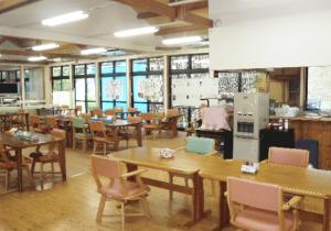 ポシブル室生(食堂)