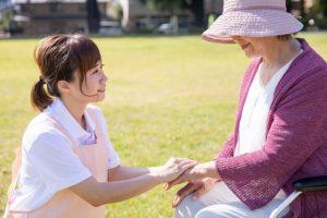介護関連の仕事